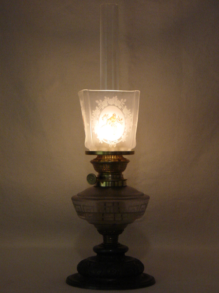 Frei's Petrollampen - meine Lampengeschichte / Sammlung